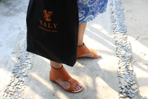 New sandals as worn by SWMBO