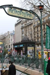 Metro, Art nouveau