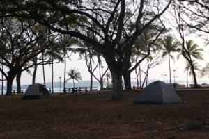 Camping, Pasir Ris