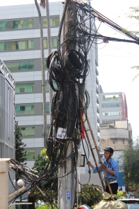 Internet repair, Vietnam