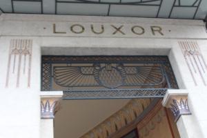 Louxor, detail