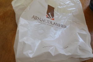 Arnaud Larher for delicious macarons