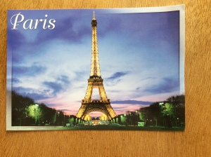Paris' Paris Postcard