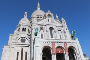 Sacre Coeur, 18th arrondissement