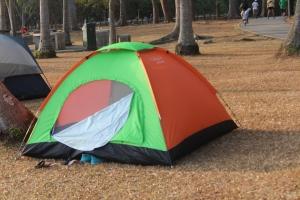 Tent, Pasir Ris