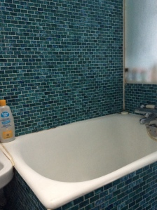 Sitzbad or very tiny bathtub?