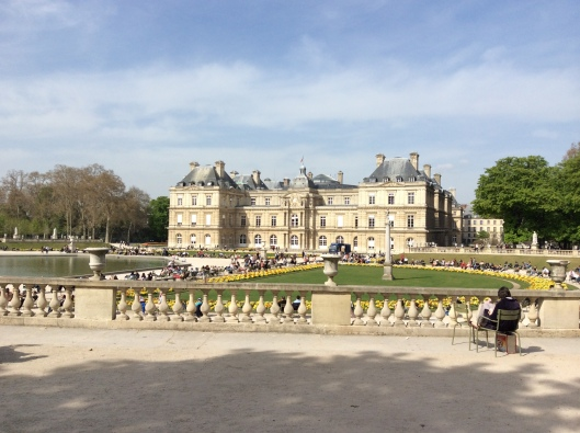 Jardin du Luxembourg (French Senate)