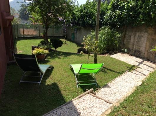 Our back garden, Malveira (Portugal)