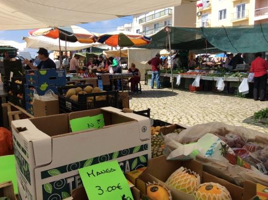 Malveira market, Portugal