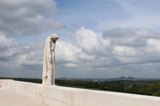 Monument at Vimy Ridge
