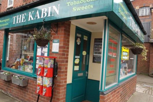 Rita's Kabin (Corner Shop), Coronation Street