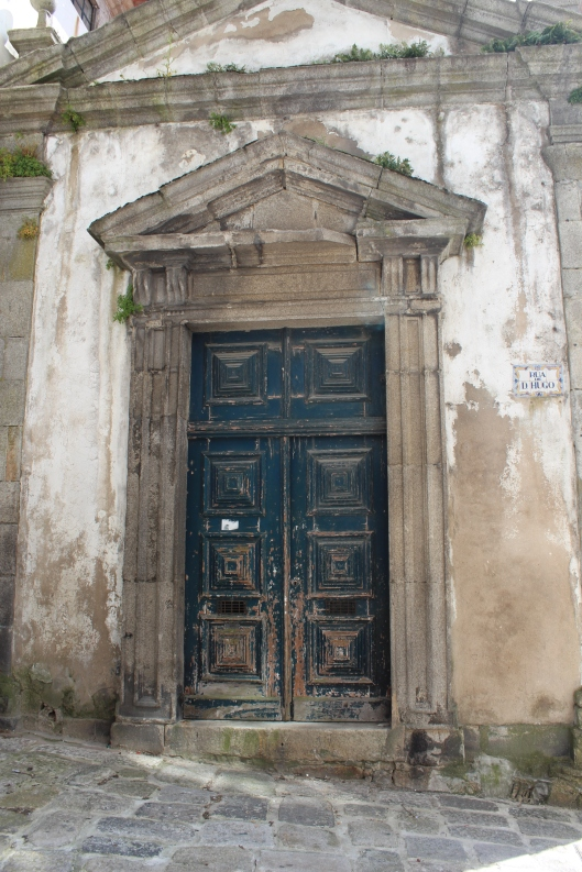 Shabby chic door, Porto