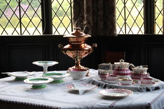 speke tea set