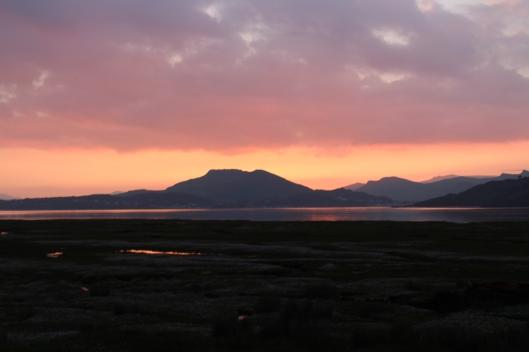 carreg sunset2