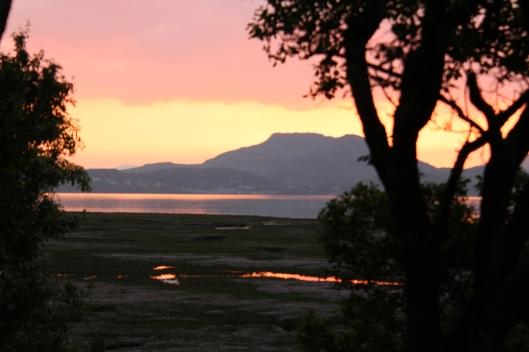 carreg sunset3