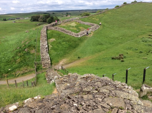 Hadrian's Wall, England/Scotland border area