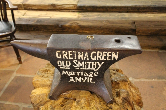 The marriage anvil