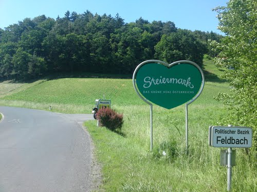 Steiermark (photo from the-burgenland-bunch.org)