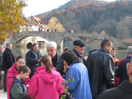 Fish festival, Montenegro 2006