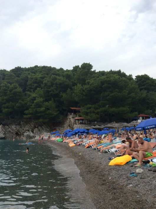 Beach Number 2 in July, 2014