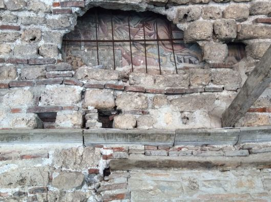 Many layers of history, Ohrid
