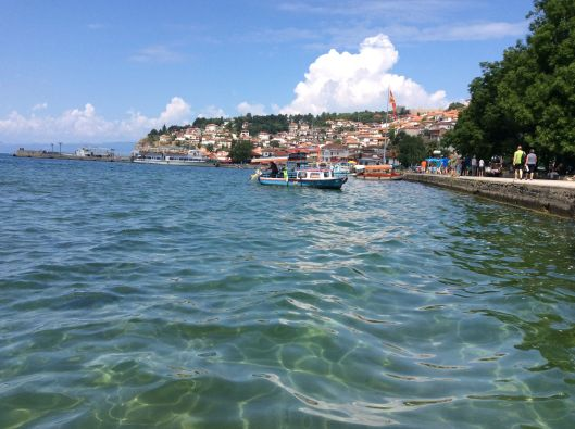 ohrid water view