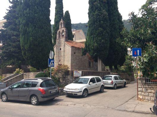 Petrovac Church