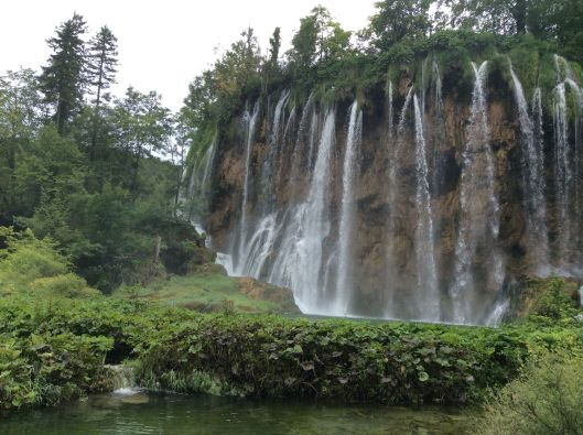 Waterfalls, Plitvice Jezera National Park