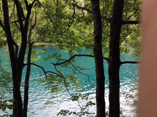 That's not Koolaid - that's Plitvice Jezera!