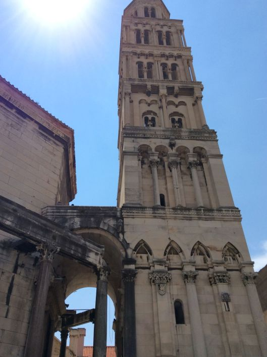 Venetian tower, Split