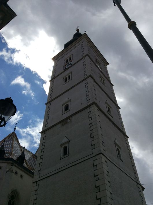 Tower, Upper City, Zagreb