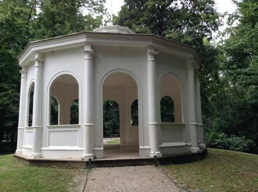 Pavillion of Echoes, Maksimir Park