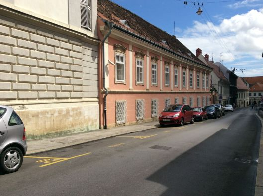 Street, Zagreb
