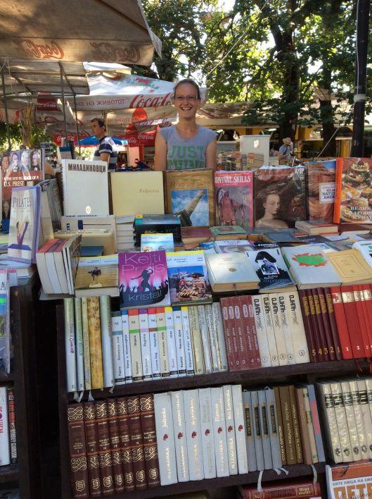 Bookseller, Ohrid