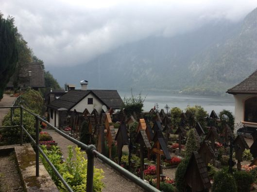 Cemetery, Hallstatt Catholic Church