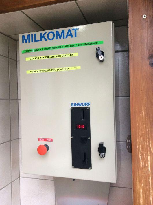 hallstatt milkomat