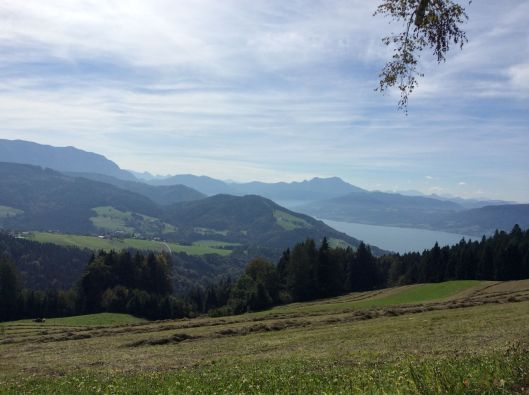 Miglberg is in the Salzkammergut and the Salzkammergut is Sound of Music territory!