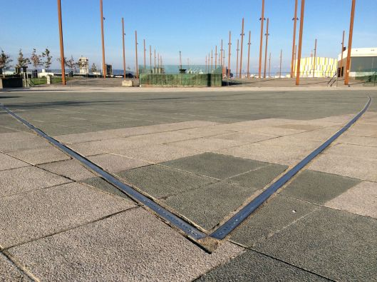 Outline of where Titanic was built, Belfast