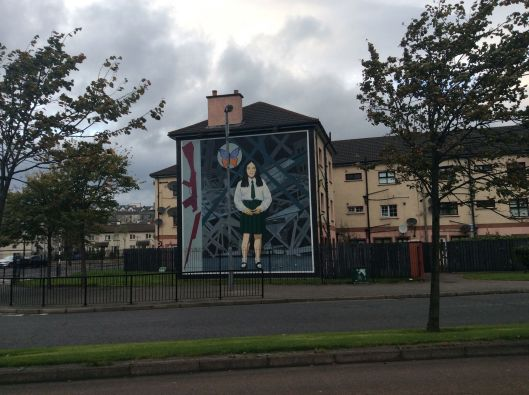 bogside 14 year old mural