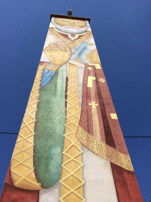 Church, Katlanovska (Macedonia)