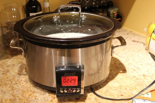 yogurt slow cooker