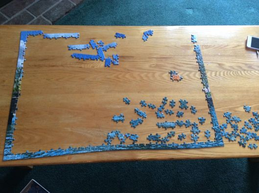 Sugarloaf is the place to start that 1000 piece puzzle
