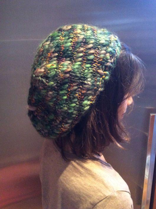 Venice models Bangor hat