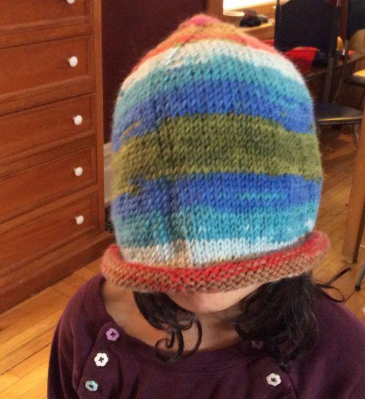 A perfect Bonnfire hat