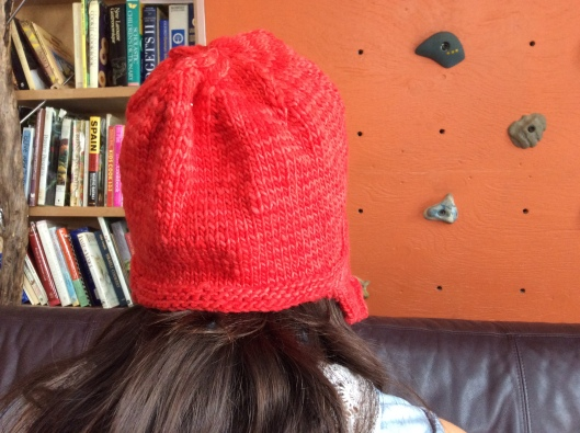 Rockclimber hat