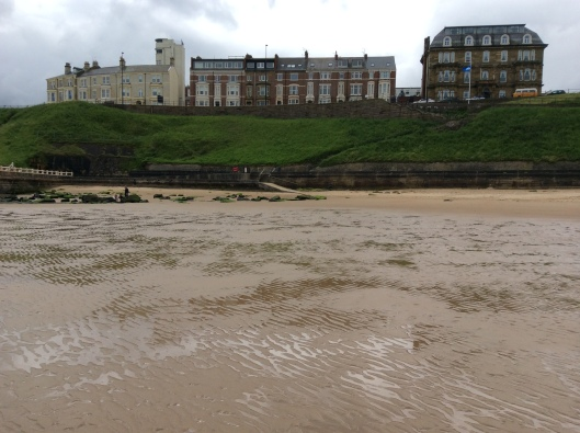 Tynemouth, not far from Durham