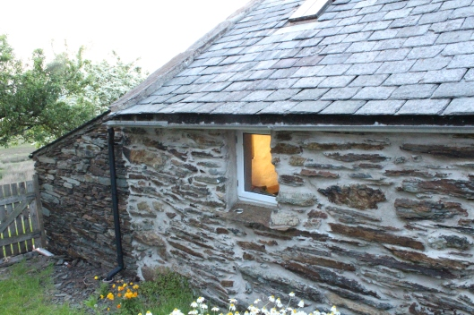 We spent two weeks in this sweet cottage in Wales