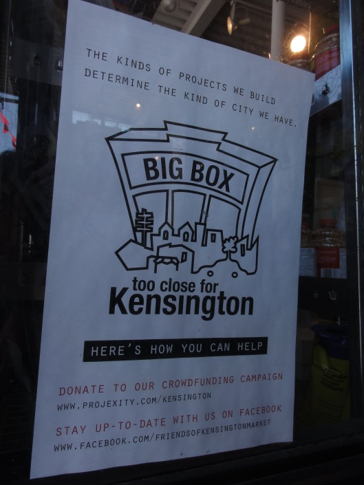A sincere hope that the crowd-sourcing works and Kensington remains the jewel that it is and has always been.