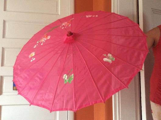 Lastborn's new parasol