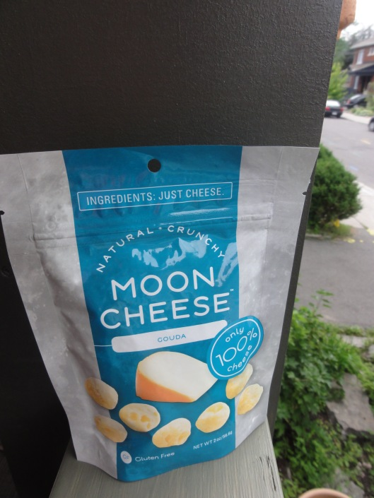 A sincere thanks to the Vice President of Moon Cheese for supplying our hike with crunchy, delicious freeze-dried cheese!